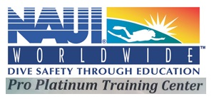 NAUI Pro Platinum Training Center